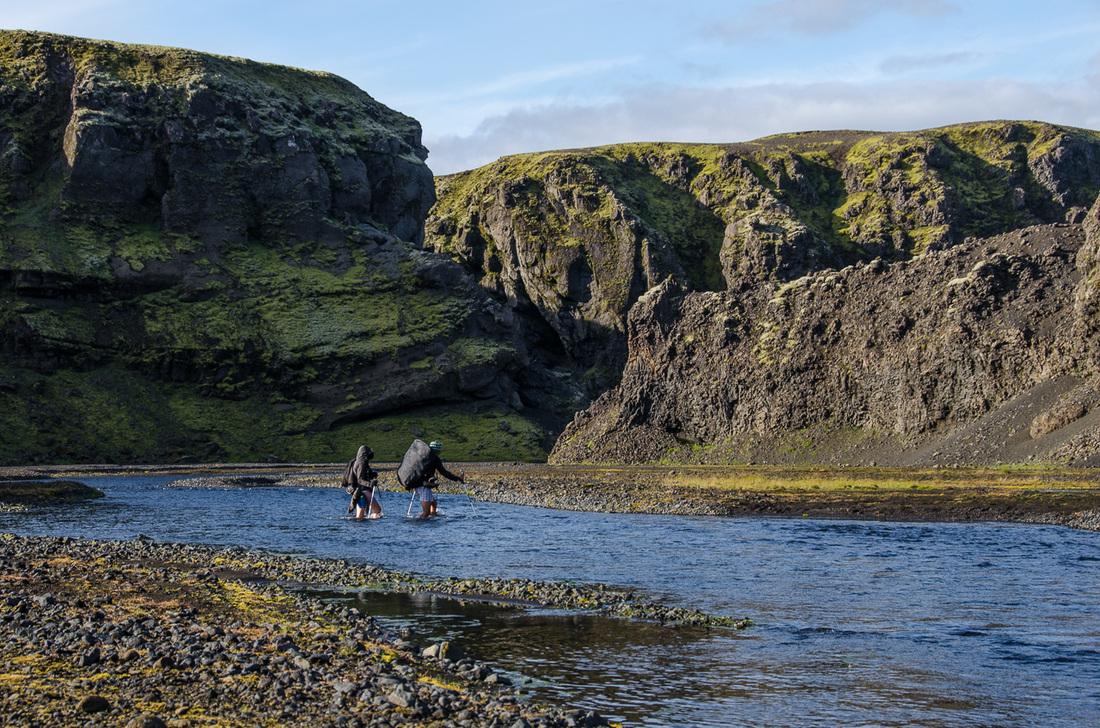 explore challenge islande